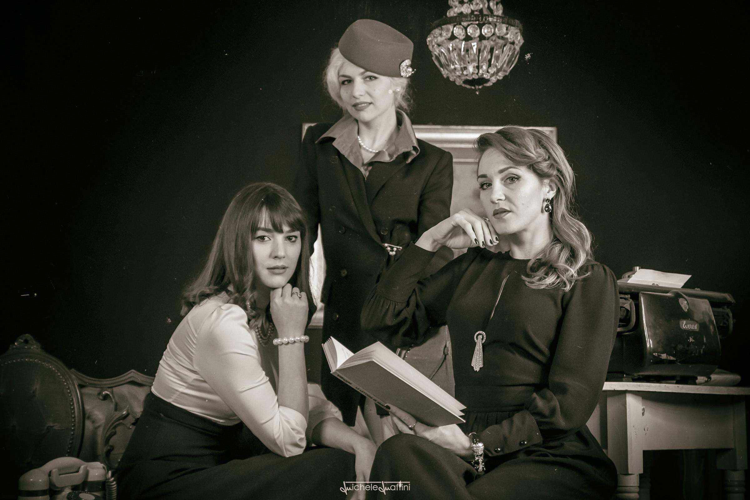 Doina Baltatescu, Lili White e Sam